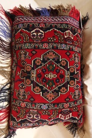 R8392 Afghan Carpet Floor Cushion Cover