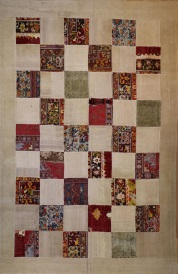 R3078 Anatolian Carpet Patchwork