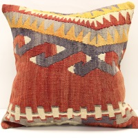 M1055 Anatolian Kilim Cushion Cover