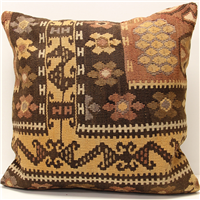 L557 Anatolian Kilim Cushion Cover