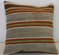 M869 Anatolian Kilim Cushion Cover
