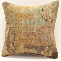S377 Anatolian Kilim Cushion Cover