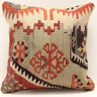 S384 Anatolian Kilim Cushion Cover