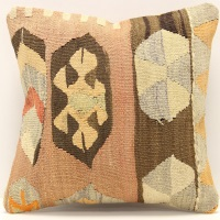 S433 Anatolian Kilim Cushion Cover