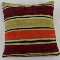 M1491 Anatolian Kilim Cushion Cover