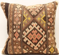 L587 Anatolian Kilim Cushion Cover