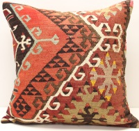 L588 Anatolian Kilim Cushion Cover