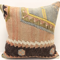 L599 Anatolian Kilim Cushion Cover