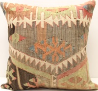 L608 Anatolian Kilim Cushion Cover