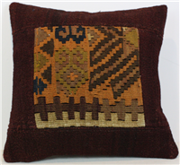 Anatolian Kilim Cushion Cover M1267