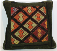 Anatolian Kilim Cushion Cover M1270