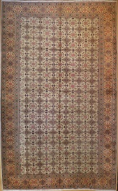 R3274 Antique Kayseri Turkish Carpet