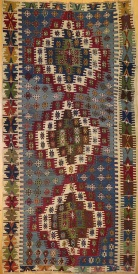 R4344 Antique Kilim