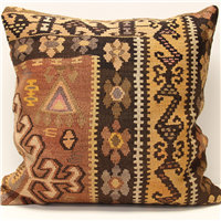 Antique Kilim Cushion Cover L417