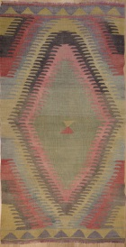 R6855 Antique Kilim Rug