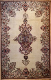 R3219 Antique Persian Carpet