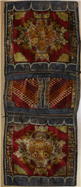 Antique Turkish Carpet Saddle Bags R7954