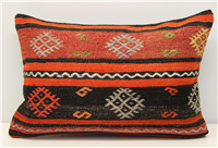 D45 Antique Turkish Kilim Pillow Cover