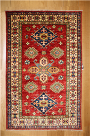 R8304 Beautiful Afghan Kazak Rugs