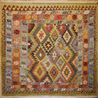 R9276 Beautiful New Afghan Kilim Rugs