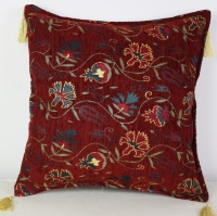 A29 Chenille fabric Cushion Covers