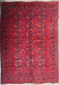 R1834 Ersari Turkmen Main Carpet