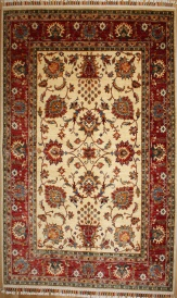 R8804 Fine Persian Ziegler Carpet