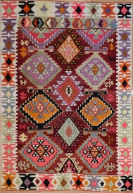 R9168 Flat Weave Turkish Kilim rugs