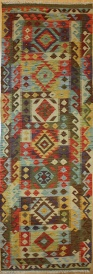 R9119 Gorgeous Flat weaves Kilim Runners