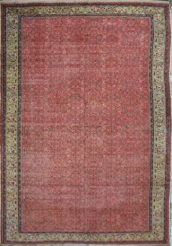 F1298 Turkish Vintage Kayseri Carpet