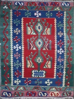 R5511 New Turkish Kilim Rugs