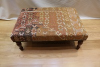 R5234 Kilim Covered Coffee Table