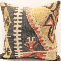 M1115 Kilim Cushion Cover