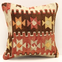 S407 Kilim Cushion Cover