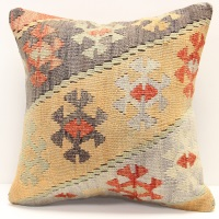 M302 Kilim Cushion Pillow Cover