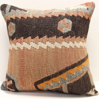 L64 Kilim Cushion Pillow Cover