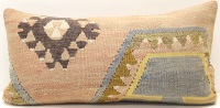 D63 Kilim Pillow Cover
