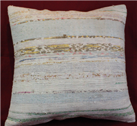 Large Anatolian Kilim Cushion Cover L549