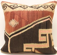 L630 Large Kilim Cushion Cover