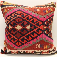XL71 Large Kilim Cushion Pillow Cover