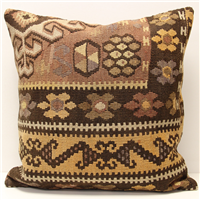 L410 Persian Kilim Cushion Cover