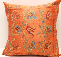 C2 Silk Suzani Cushion Cover