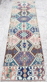 R2617 Turkish Anatolian Kilim Runner