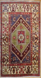 R911 Turkish Anatolian Yuntdag Carpet