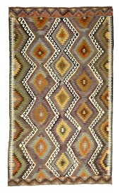R7142 Turkish Antalya Kilim Rug