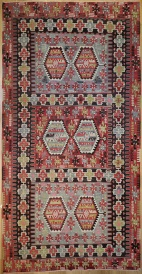 R5586 Turkish Esme Kilim
