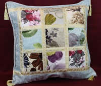 T2 Turkish fabric Patchwork Cushion Covers