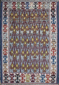R6096 Turkish Kilim