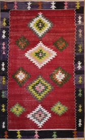 R7352 Turkish Kilim
