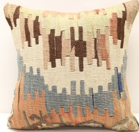M216 Turkish Kilim Cushion Cover